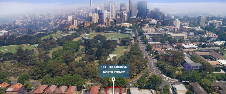 Hotel / Leisure commercial property for sale at 184 & 186 Falcon Street North Sydney NSW 2060