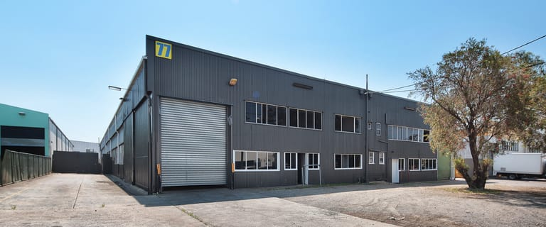 Industrial / Warehouse commercial property for sale at 75-79 Randolph Street Rocklea QLD 4106