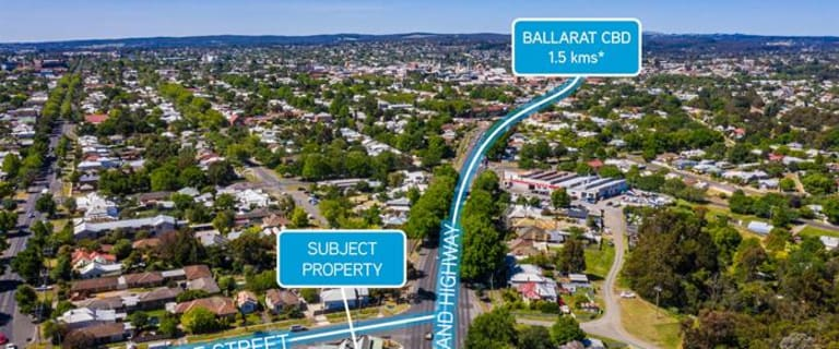Retail commercial property for sale at 502 Skipton Street Ballarat Central VIC 3350