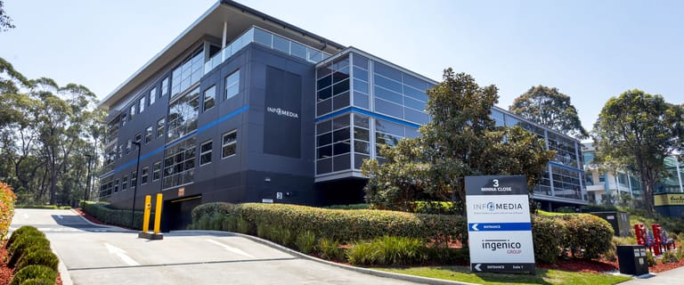 Offices commercial property for sale at 3 Minna Close Belrose NSW 2085