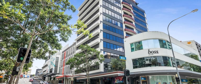 Offices commercial property for sale at 24/445 Upper Edward  Street Spring Hill QLD 4000