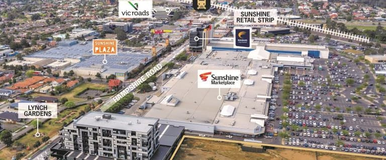Development / Land commercial property for sale at 7 Foundry Road Sunshine VIC 3020