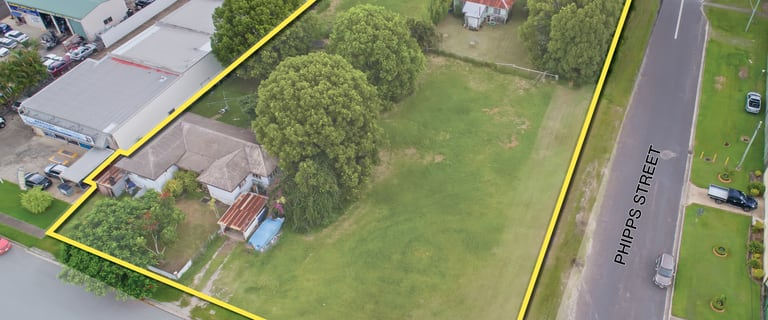 Development / Land commercial property for sale at 43 & 45 Beerwah Parade Beerwah QLD 4519