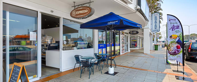 Retail commercial property for sale at Shop 5/2623-2633 Gold Coast Highway Broadbeach QLD 4218