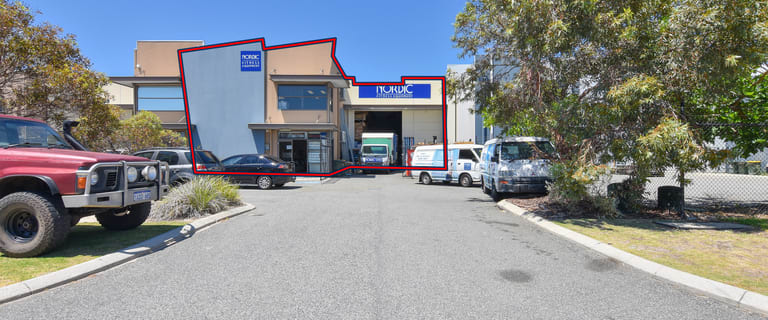 Factory, Warehouse & Industrial commercial property for lease at 2/13 Blackly Row Cockburn Central WA 6164