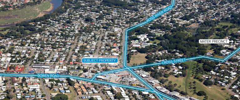 Retail commercial property for sale at 15-17 Bowen Road Mundingburra QLD 4812