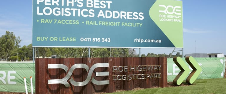 Development / Land commercial property for sale at Lot 32 Roe Highway Logistics Park Kenwick WA 6107
