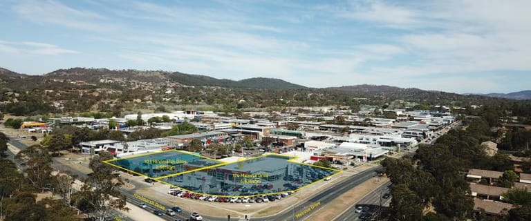 Development / Land commercial property for sale at 103 Hindmarsh Drive & 174 Melrose Drive Phillip ACT 2606
