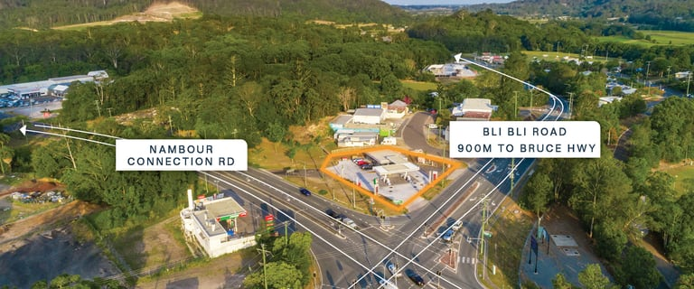 Showrooms / Bulky Goods commercial property for sale at 922 Nambour Connection Road Nambour QLD 4560