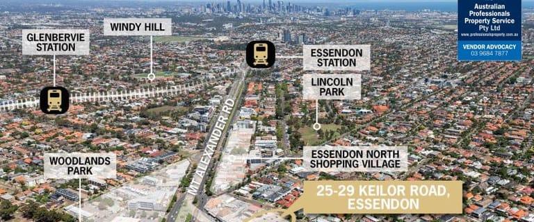 Development / Land commercial property for sale at 25-29 Keilor Road Essendon VIC 3040
