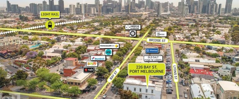 Retail commercial property for sale at 226 Bay Street Port Melbourne VIC 3207