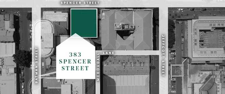 Development / Land commercial property for sale at 383 Spencer Street West Melbourne VIC 3003