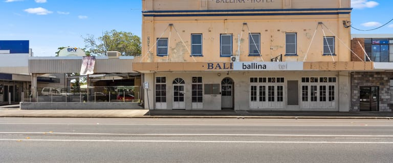 Hotel, Motel, Pub & Leisure commercial property for sale at BALLINA HOTEL/253 River Street Ballina NSW 2478