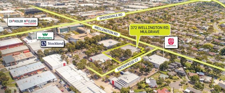 Offices commercial property for sale at 372 Wellington Road Mulgrave VIC 3170