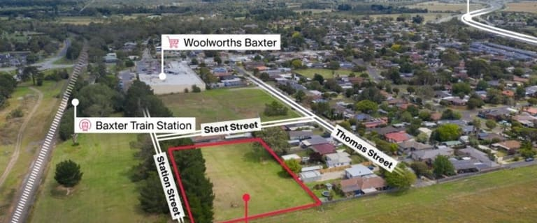 Development / Land commercial property for sale at 51 - 61 Station Street Baxter VIC 3911