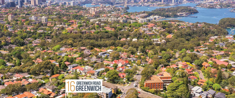 Hotel / Leisure commercial property for sale at 16 Greenwich Road Greenwich NSW 2065