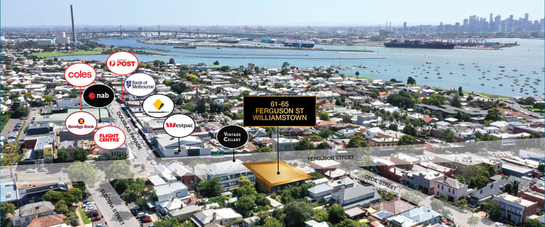 Development / Land commercial property for sale at 61-65 Ferguson Street Williamstown VIC 3016