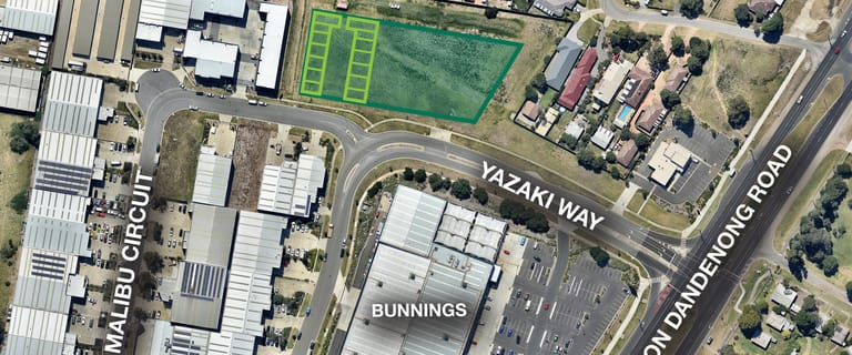 Industrial / Warehouse commercial property for sale at 1/2 Malibu Circuit Carrum Downs VIC 3201
