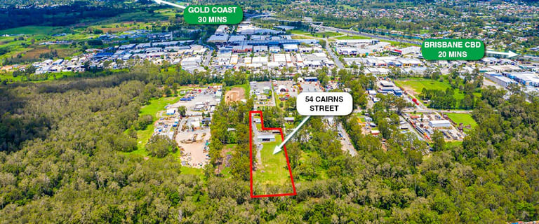 Development / Land commercial property for sale at 54 Cairns Street Loganholme QLD 4129