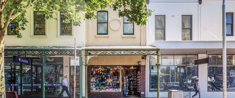 Retail commercial property sold at 283 Lygon Street Carlton VIC 3053