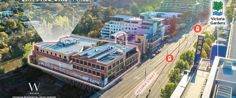Hotel, Motel, Pub & Leisure commercial property for sale at 651-653 Victoria Street Abbotsford VIC 3067