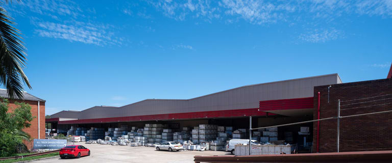 Factory, Warehouse & Industrial commercial property for sale at 16-22 Raglan Road Auburn NSW 2144