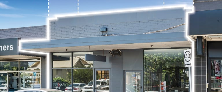 Retail commercial property for sale at 8 Railway Parade Highett VIC 3190