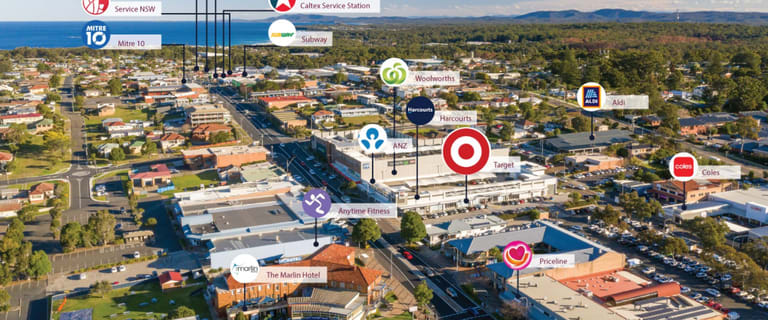 Shop & Retail commercial property for sale at 113 Princes Highway Ulladulla NSW 2539