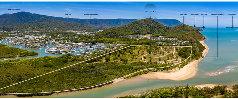 Development / Land commercial property for sale at Trinity Park QLD 4879