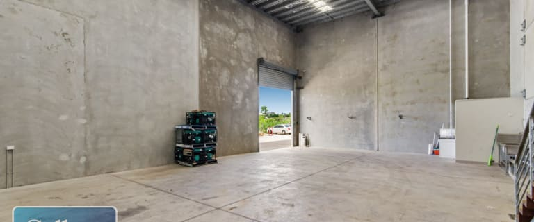 Industrial / Warehouse commercial property for lease at Shed 8/585 Ingham Road Mount St John QLD 4818