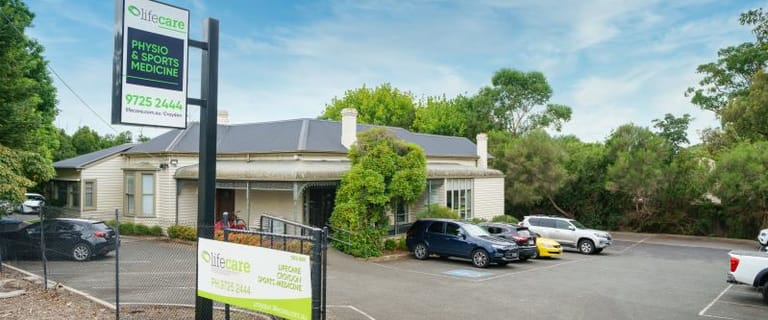 Medical / Consulting commercial property for sale at 383-387 Dorset Road Croydon VIC 3136