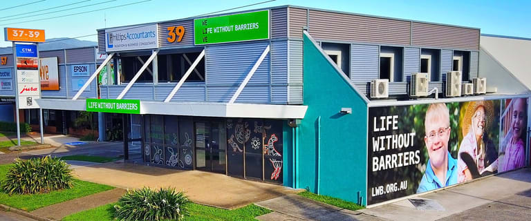 Medical / Consulting commercial property for sale at 37-39 Anderson Street Manunda QLD 4870