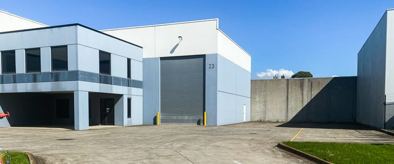 Factory, Warehouse & Industrial commercial property for sale at 23 Superior Drive Dandenong VIC 3175