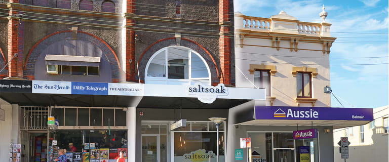 Shop & Retail commercial property for sale at 337 Darling Street Balmain NSW 2041