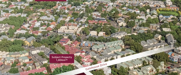 Development / Land commercial property for sale at 2-14 & 16-22 Gatehouse Drive Kensington VIC 3031