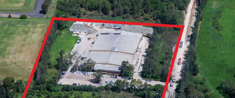 Factory, Warehouse & Industrial commercial property for sale at 126 Andrews Road Penrith NSW 2750