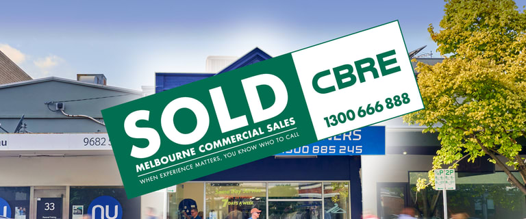 Shop & Retail commercial property for sale at 35 Victoria Avenue Albert Park VIC 3206