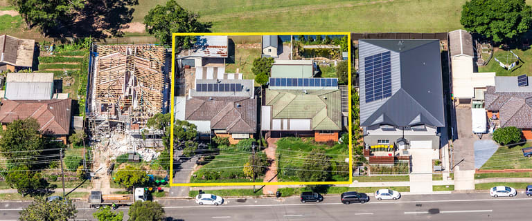 Development / Land commercial property for sale at 38-40 Manning Street Kingswood NSW 2747