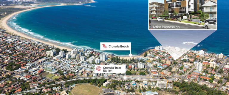 Development / Land commercial property for sale at 3-5 Parramatta Street Cronulla NSW 2230