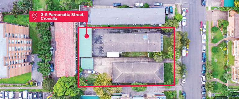 Development / Land commercial property sold at 3-5 Parramatta Street Cronulla NSW 2230