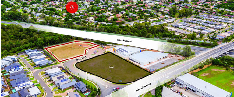 Showrooms / Bulky Goods commercial property for sale at 15 King Court North Lakes QLD 4509