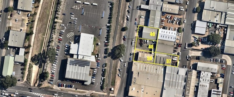 Showrooms / Bulky Goods commercial property for sale at 46,48&50 Water Street (+ 37 Wylie St) Toowoomba City QLD 4350