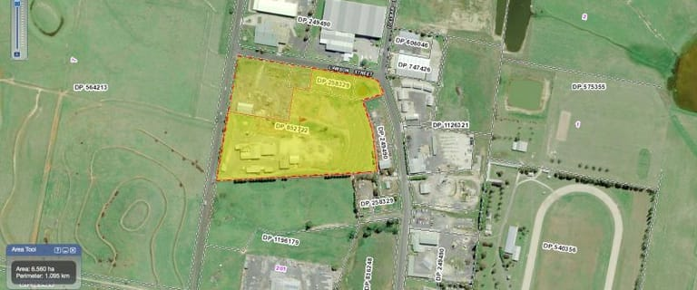 Factory, Warehouse & Industrial commercial property for sale at 134 Marshalls Lane Blayney NSW 2799