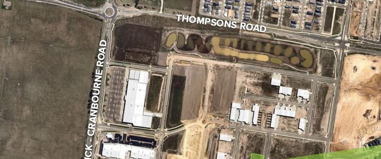 Development / Land commercial property for sale at 6 & 8 Keira Street Clyde North VIC 3978