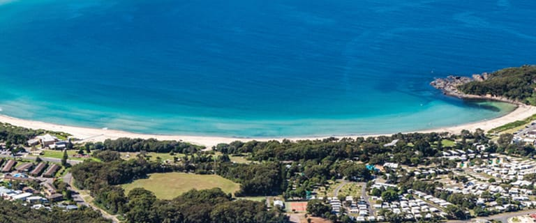 Development / Land commercial property for sale at Proposed Lot 2 Rocky Point Road Fingal Bay NSW 2315