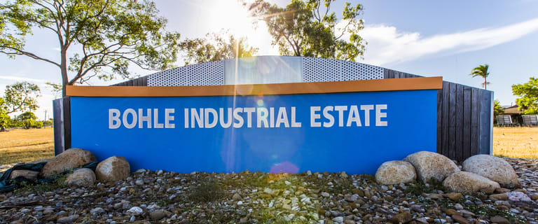 Factory, Warehouse & Industrial commercial property for sale at Lots Bohle Industrial Estate Bohle QLD 4818