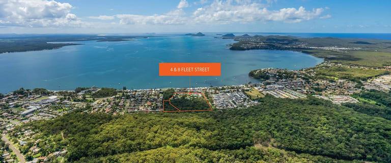 Development / Land commercial property for sale at 8 Fleet Street Salamander Bay NSW 2317