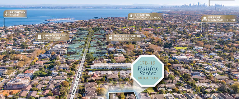 Development / Land commercial property for sale at 17b-19 Halifax Street Brighton VIC 3186