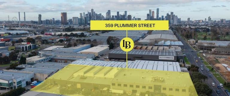 Showrooms / Bulky Goods commercial property for sale at Unit 1 and 2/359 Plummer Street Port Melbourne VIC 3207