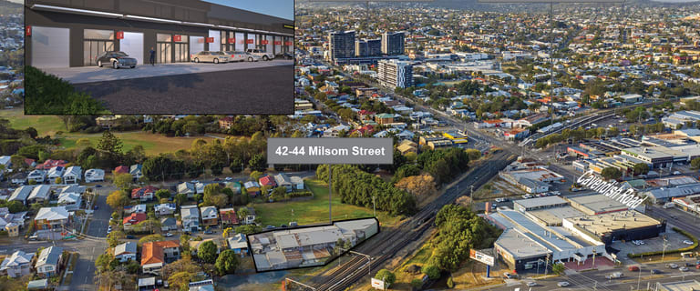 Showrooms / Bulky Goods commercial property for sale at 44 Milsom  Street Coorparoo QLD 4151